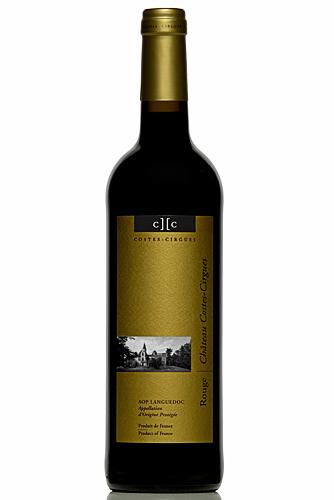 Château Costes-Cirgues, AOP Languedoc, vin biologique sans sulfites ajoutés
