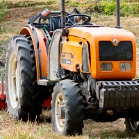 Le tracteur, important outil de travail